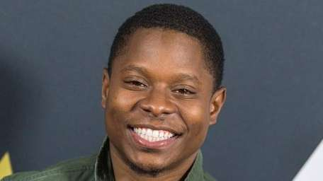 Jason Mitchell, who played Eazy-E in