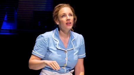 Jessie Mueller plays Jenna in