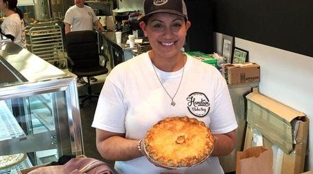 Danna Abrams has just opened Hometown Bake Shop