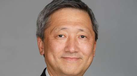 Toyo Kuwamura of Manhasset has been promoted to