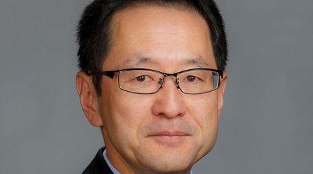 Yoshinori Shimono of Port Washington has been promoted