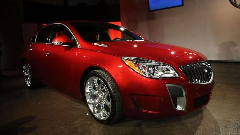 Buick will be one of the automakers displaying