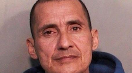 Francisco Leboy, 55, of South Farmingdale, was arrested
