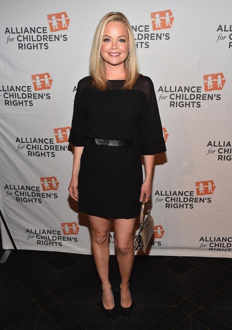 Actress Marisa Coughlan, born March 17, 1974.