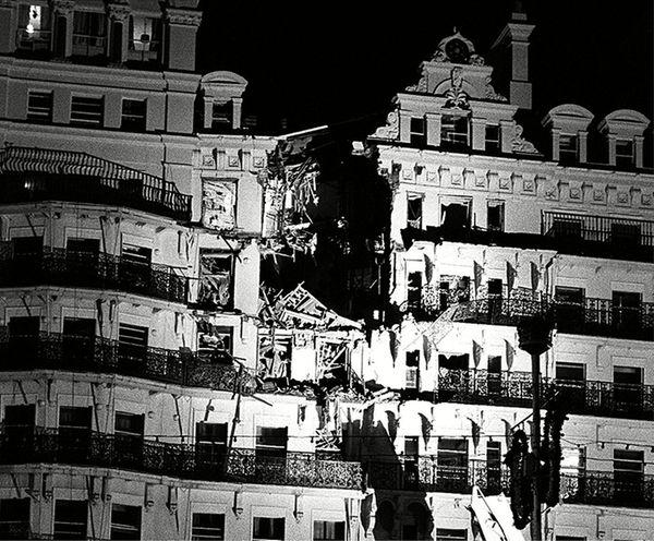 The Grand Hotel in Brighton in the United