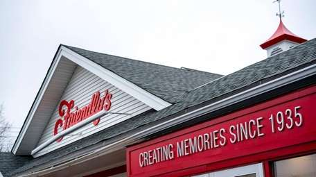 Friendly's locations in Commack, seen here on Dec.