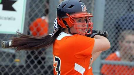 Manhasset's Murphy McGorry gets a two-run hit