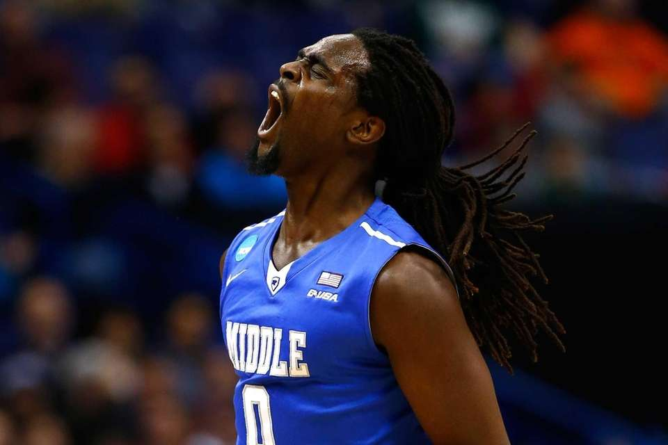 2016 NCAA Tournament No. 15 Middle Tennessee upset