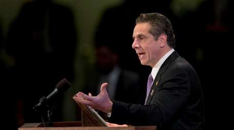 Gov. Andrew A. Cuomo has pushed for a