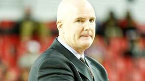 Stony Brook associate head coach Jay Young