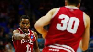 DES MOINES, IA - MARCH 19: Yogi Ferrell