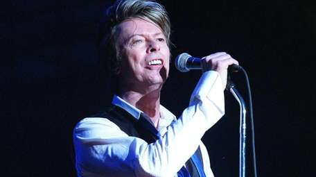 David Bowie passed away on Jan. 10, 2016