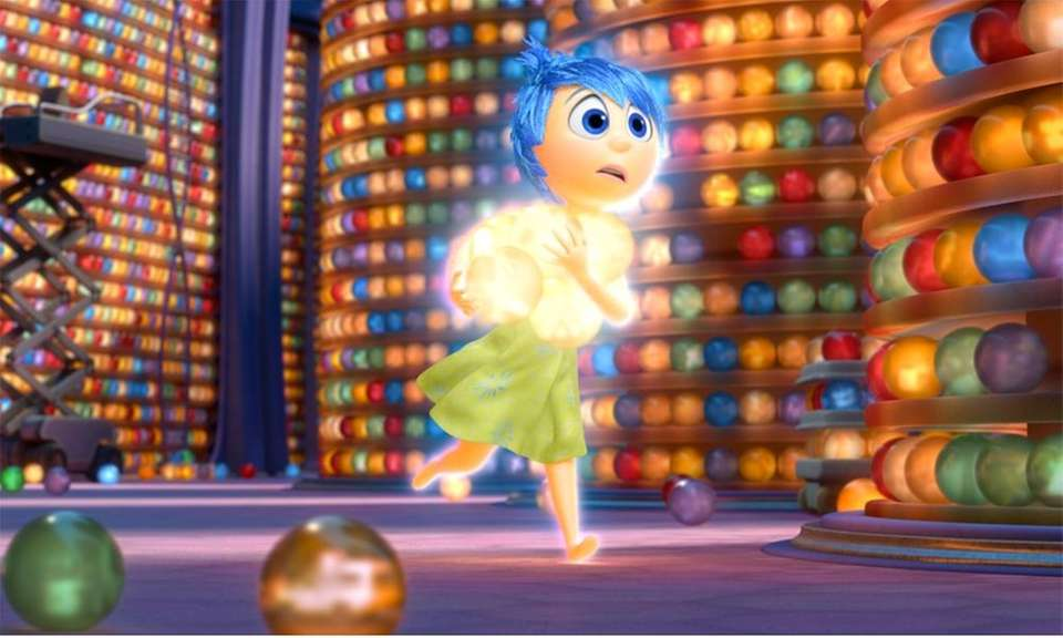 Pixar outdid itself with this allegorical tale about