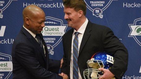 New York Giants Senior Vice President & General