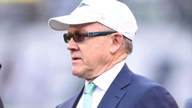 New York Jets owner Woody Johnson as