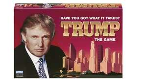 The original Trump: The Game was one Trump