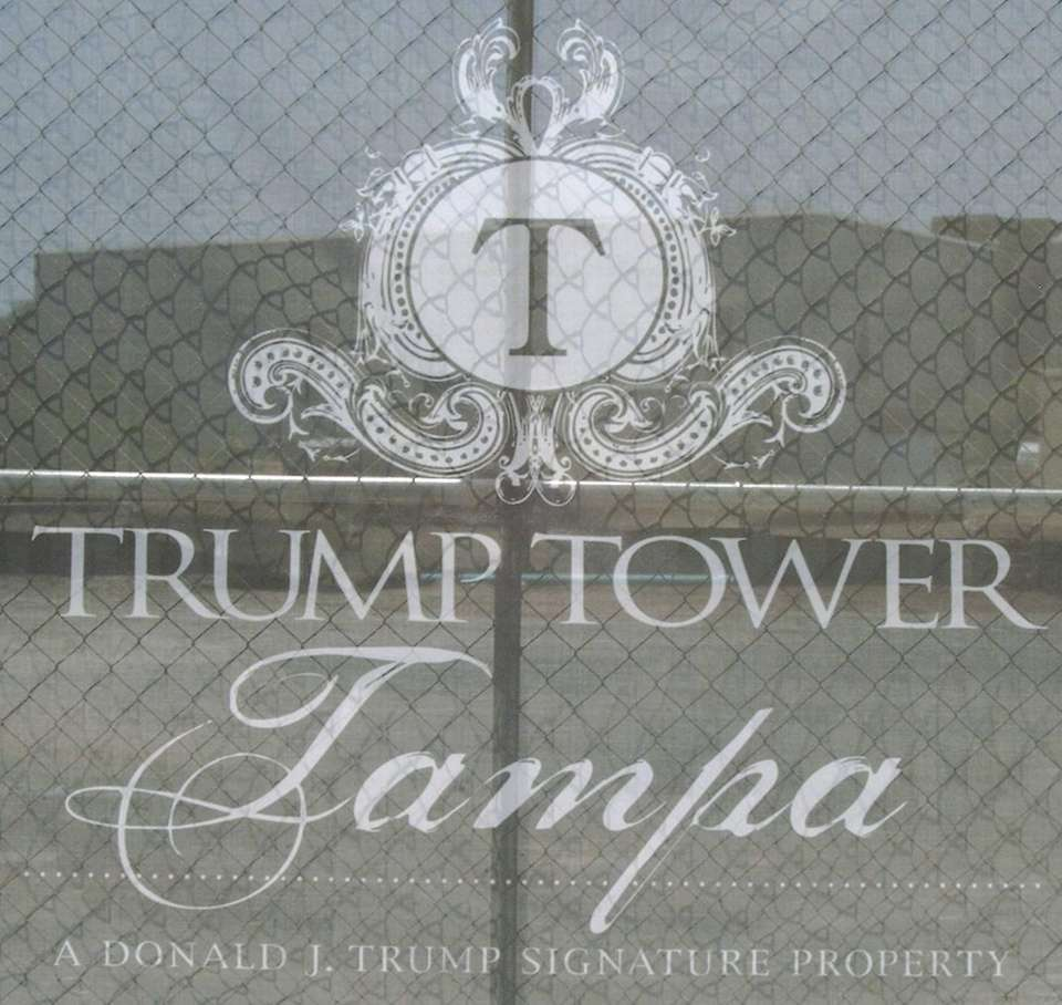 The Trump Tower Tampa was a planned 52-story