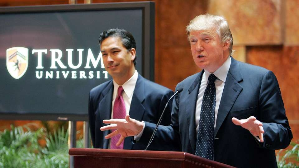 Trump University operated from 2005 to 2011 and
