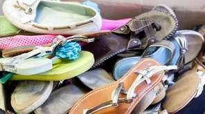 Summer shoes to be donated by Shoes for