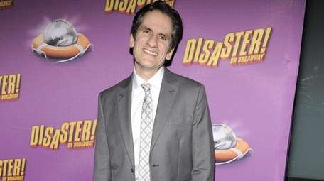 Seth Rudetsky co-wrote and stars in
