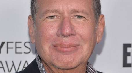 Comedian Garry Shandling starred in
