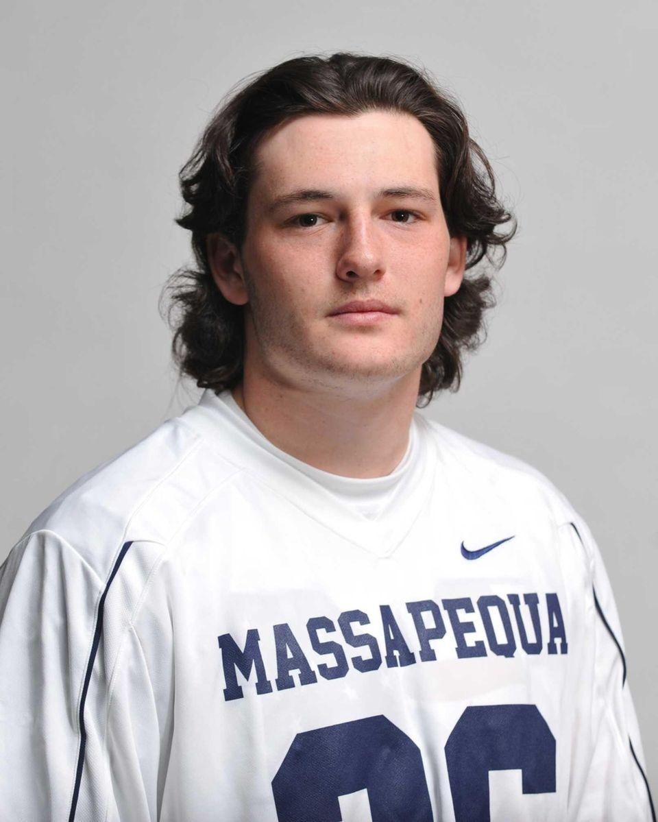 Ryan Tierney, Massapequa, A, Senior Tierney scored 36