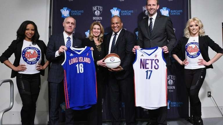 The Long Island Nets, the new NBA Development