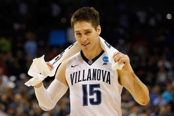 Point guard Ryan Arcidiacono is the verbal leader