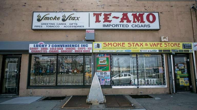 New Hyde Park wants to control vape stores and hookah bars