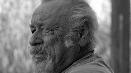 Jim Harrison, the fiction writer, poet, outdoorsman and