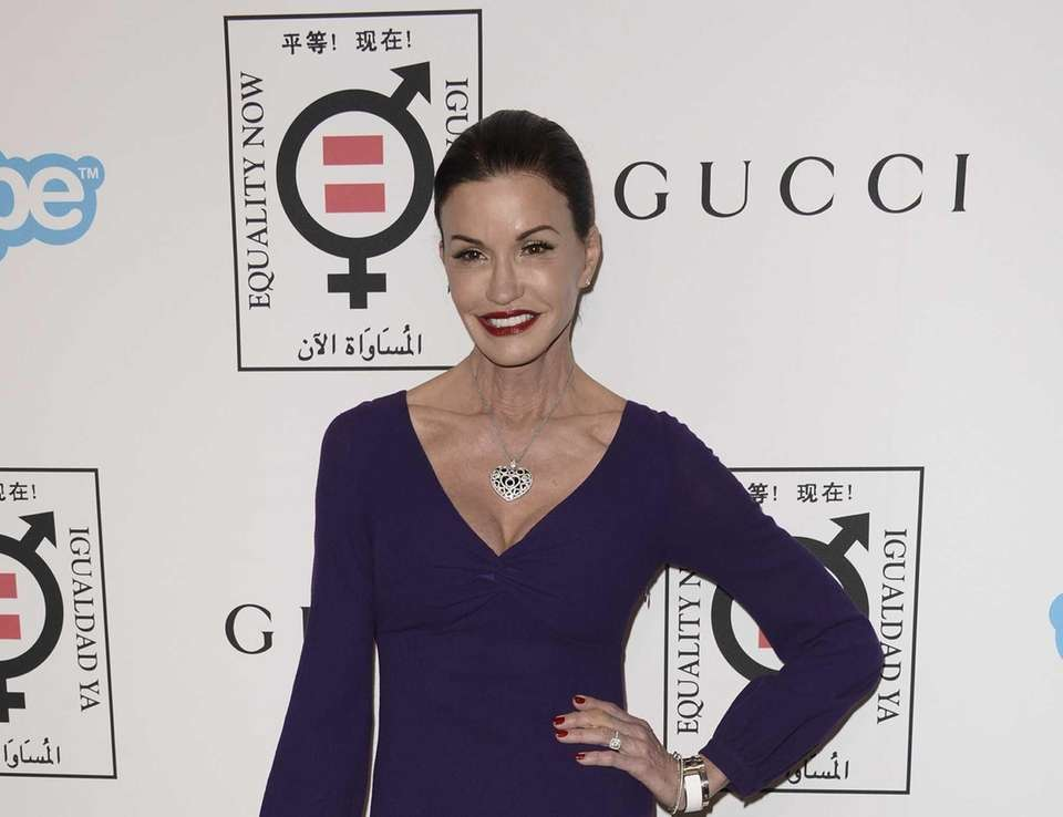 Former supermodel Janice Dickinson revealed in a video