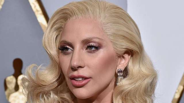 Singer Lady Gaga attends the 88th annual Academy