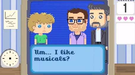 Peter Panic is a mobile musical -- and