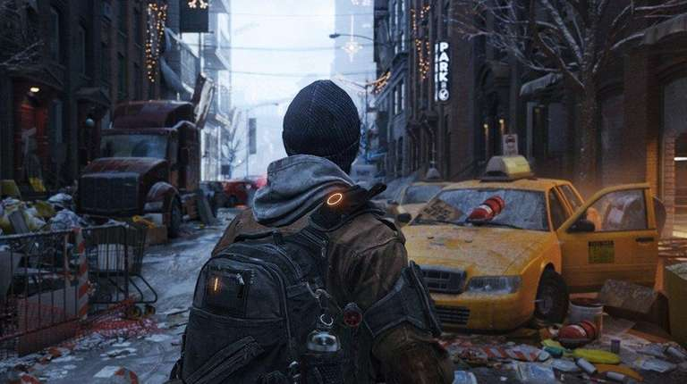 Tom Clancy's The Division puts special operations action