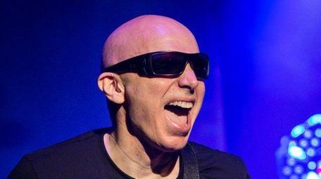 Guitarist Joe Satriani will perform at Tilles Center