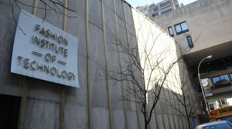 The Fashion Institute of Technology located on 7th