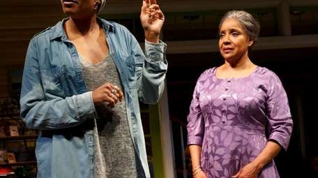 Alana Arenas plays a defiant Cookie to Phylicia
