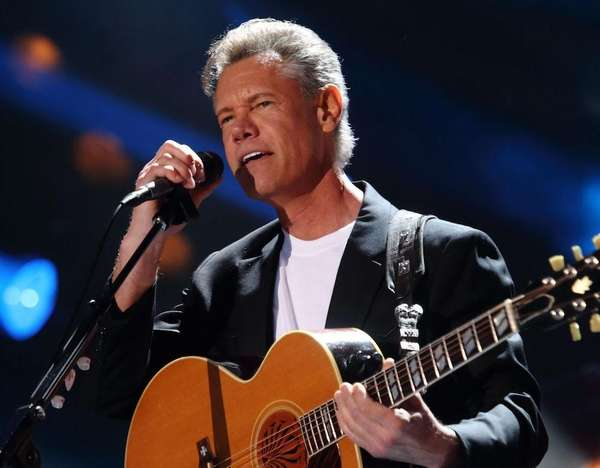 Randy Travis performs at the 2013 CMA Music