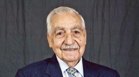Joseph S. Barbaro of East Meadow, a former