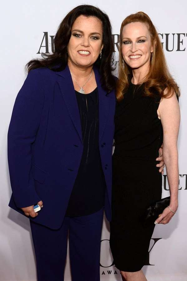 Rosie O'Donnell and Michelle Rounds have finalized their