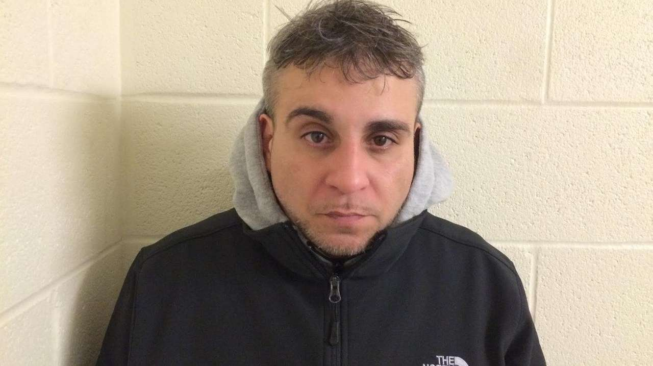 Fernando Estrella, 41, of the Bronx, was arrested