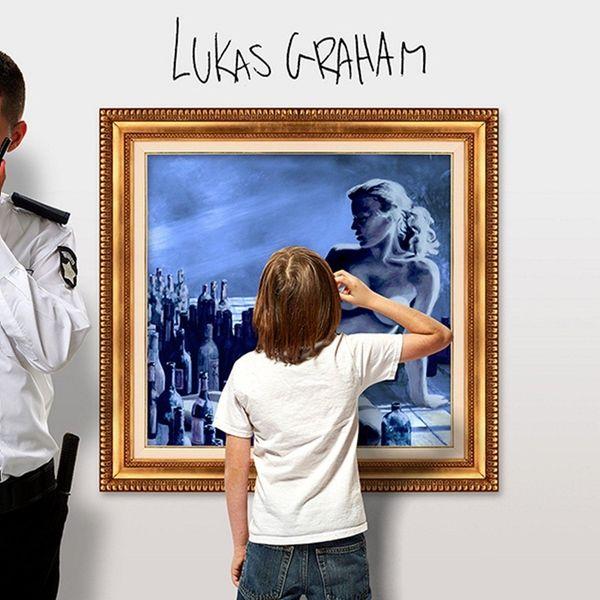 Lukas Graham's eponymous debut album is on Warner