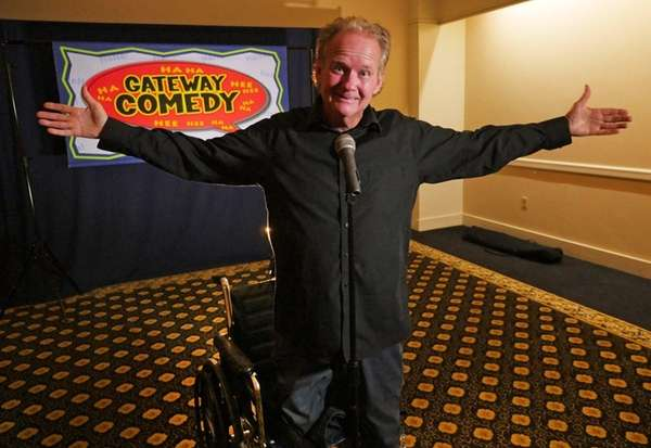Mike Dillon will emcee the Crippling Comedy Circuit