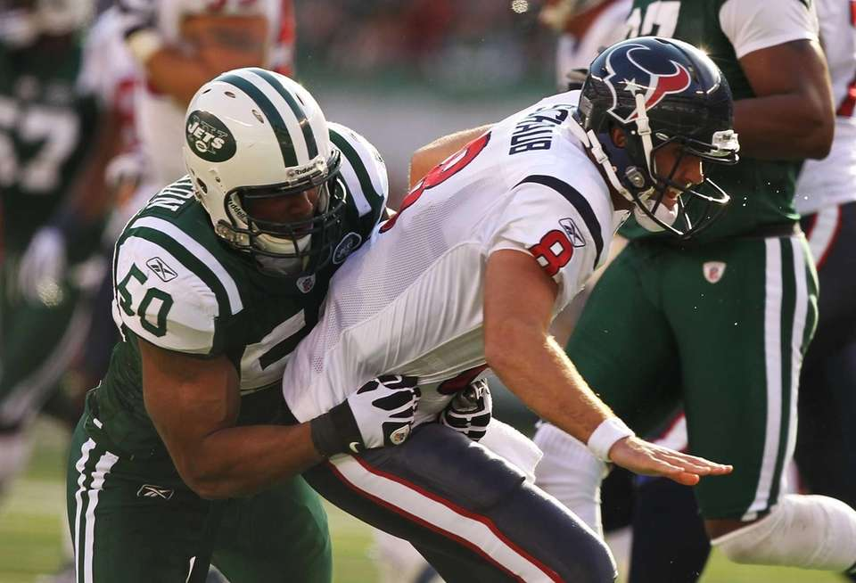 The biggest Jets disappointment in recent memory, Gholston