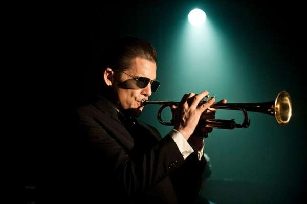 Ethan Hawke stars as jazz legend Chet Baker