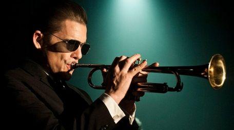 Ethan Hawke stars as jazz legend Chet Baker