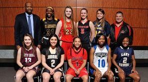 The 2016 Newsday All-Long Island varsity girls basketball