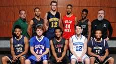 The 2016 Newsday All-Long Island varsity boys basketball