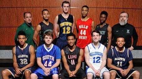 The 2016 Newsday All-Long Island varsity boys basketball