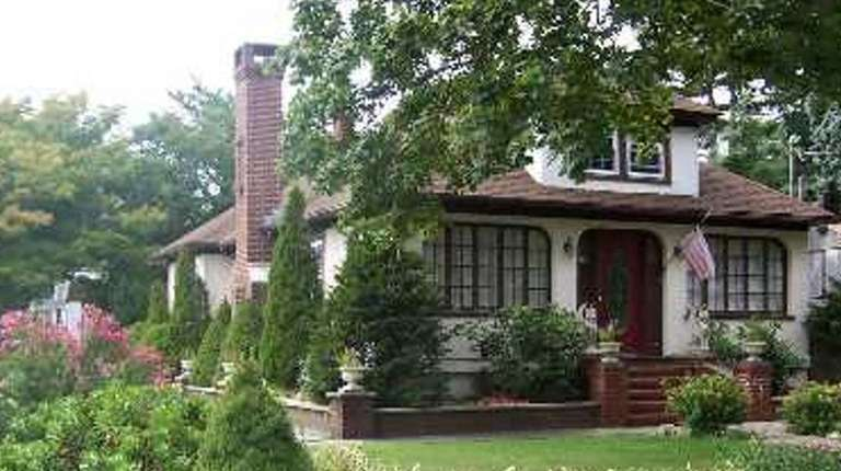 This Bohemia home is a block away from